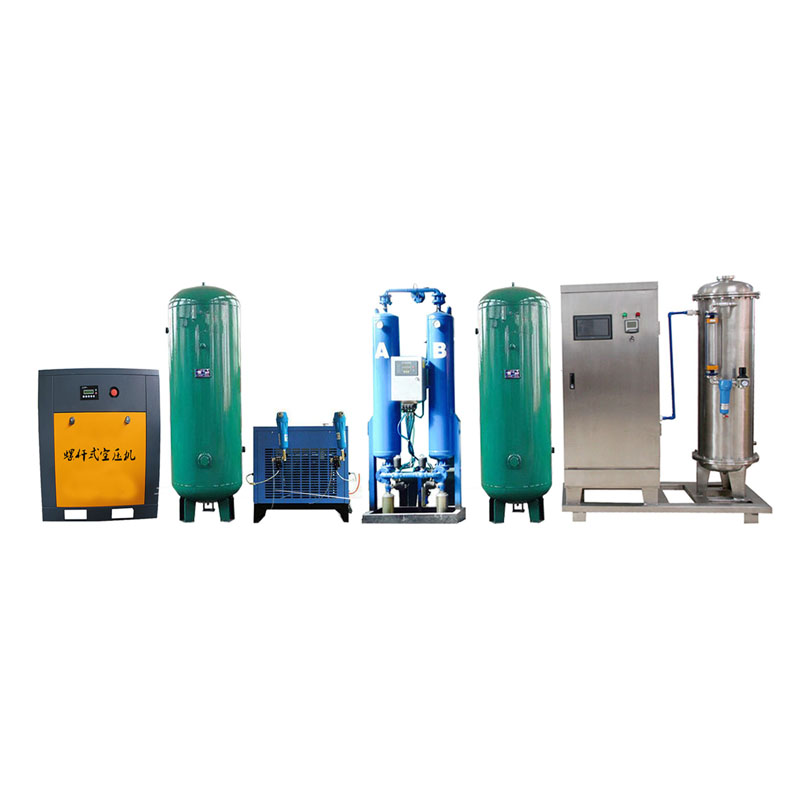 CT-AW400G-600G Ozone Generator for Industrial Water Treatment